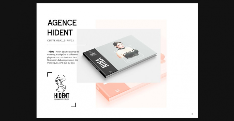Book pro Diane Chevreau BTS Design graphique