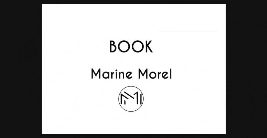 Book Marine Morel - Manaa