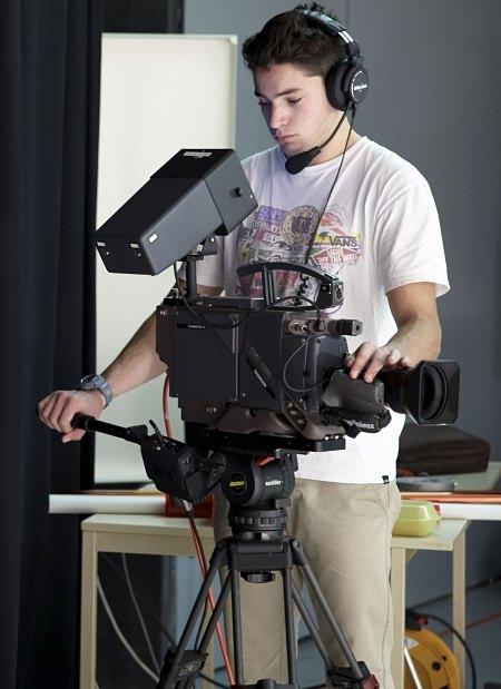BTS Audiovisuel Option IMAGE CIFACOM