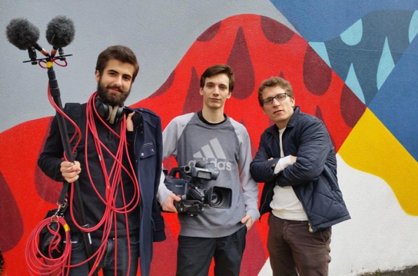 tournage etudiants cifacom eps 2016