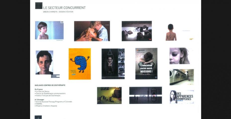 GREEN CHIMNEYS - 2ÈME ANNÉE BTS DESIGN GRAPHIQUE