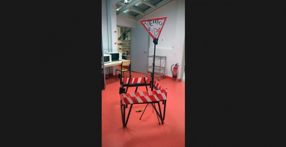 LES INSTALLATIONS DU WORKSHOP DADA