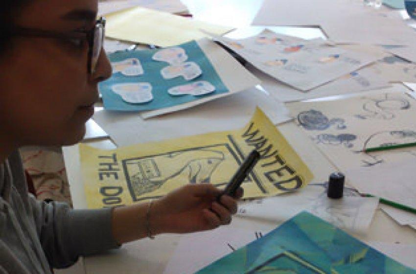 atelier decouverte graphisme cifacom 2016