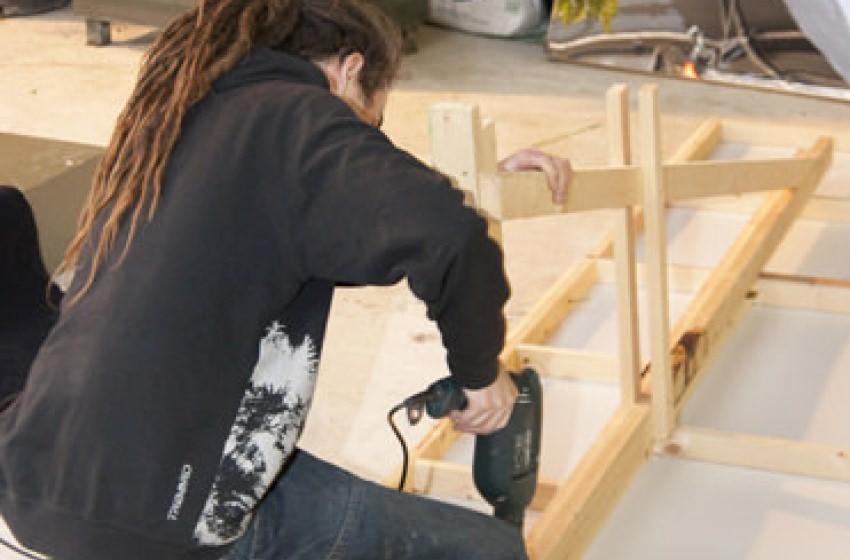 Construction des plateaux CIFACOM