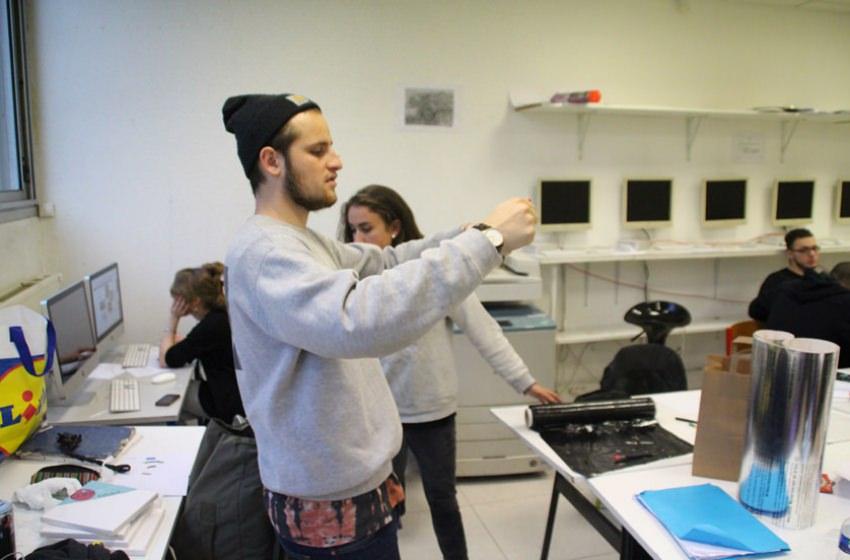 atelier graphisme bts design graphique CIFACOM