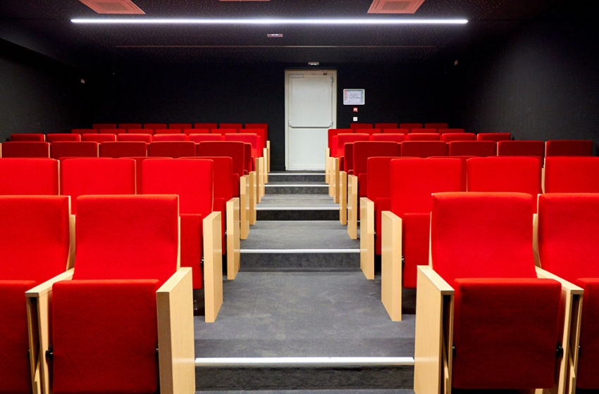SALLE DE PROJECTION-CAMPUS-BELLEVUE