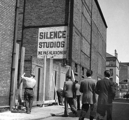 Les studios des Buttes Chaumont