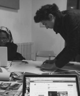 L'Ecole de Graphisme présente au Salon de Paris : stand A22