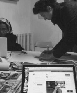Salon Le Start : workshop avec les étudiants de la MANAA