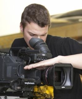 Fin des EPS pour les étudiants du BTS Audiovisuel
