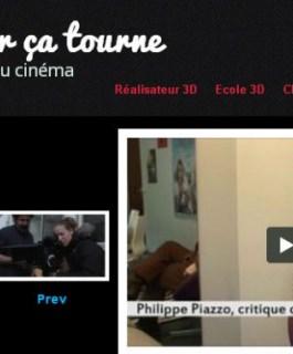 Bachelor Réalisateur Audiovisuel : une Web TV sur les métiers du cinéma