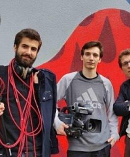 2 jours, 10 films tournés et montés en direct, 15 étudiants du Bachelor Réalisateur