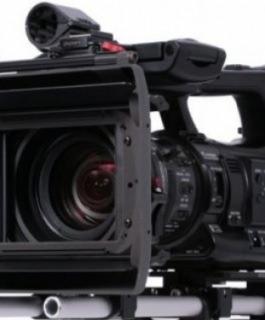 caméra audiovisuel