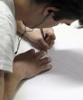 Une rentrée créative et studieuse pour nos étudiants de 2ème année du BTS Design Graphique