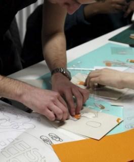 Participer à un cours de typo ou de dessin, c'est possible !