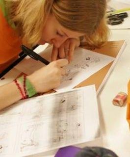 Semaine de projet professionnel pour les étudiants de 2ème année de BTS Communication Visuelle