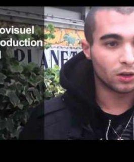 Julien - étudiant du BTS Audiovisuel Option Production