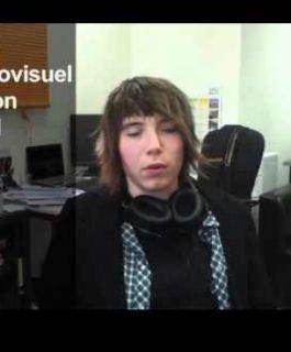 TIffany Battistel - Etudiante première année BTS Audiovisuel option SOn