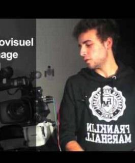 Pierre-Alexis Mulier - Etudiant BTS Audiovisuel Option Image