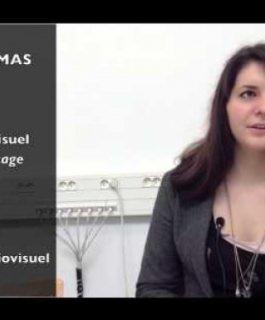 Carole Dumas - Etudiante du BTS Audiovisuel option Image