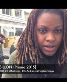 EPS 2015 : les étudiants du BTS Audiovisuel témoignent