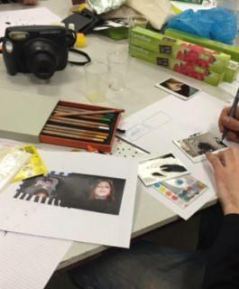 Les étudiants de 1ère année du BTS Design Graphique participent à un concours européen