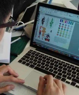 Semaines marathon pour les étudiants de 1ère année du BTS Design Graphique