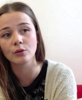 Manon Vincent - étudiante en BTS Option Image