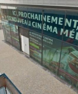 Bientôt le nouveau cinéma Le Méliès à Montreuil