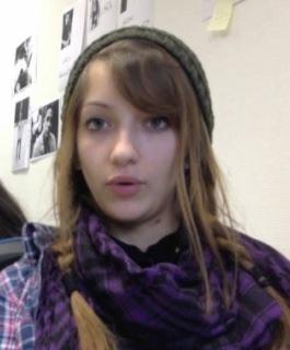 Pauline Touati - Etudiante du BTS Audiovisuel option Image - promotion 2013