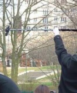 Projection des films que les étudiants présenteront aux examens du BTS