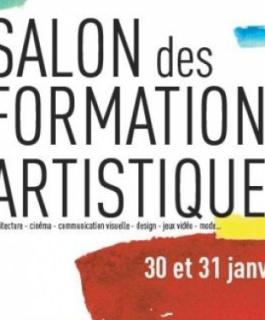 CIFACOM au Salon des Formations Artistiques de l'Etudiant
