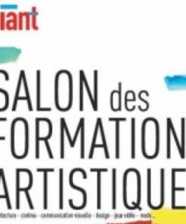 Ecole de Graphisme CIFACOM au Salon des Formations Artistiques de l'Etudiant