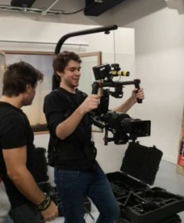 Prise en main des nacelles DJI Ronin CIFACOM Audiovisuel