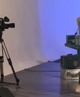 Module multicaméras-régie. Etudiants de 1ère année BTS Audiovisuel, Promotion 2017