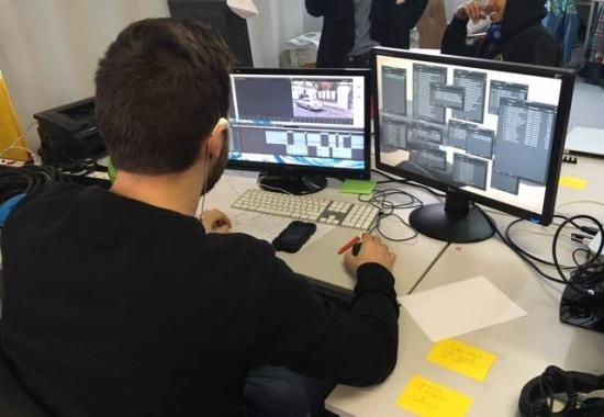 Une passion, un métier : reportages réalisés lors des ateliers TMO