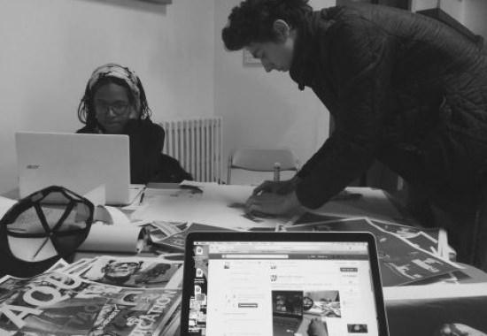 MANAA et BTS Design Graphique : les étudiants sont en entreprise !