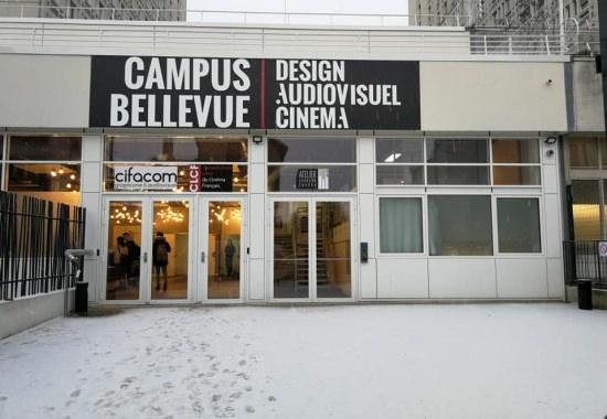 Campus Bellevue-façade-CIFACOM