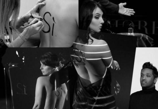 Les Directeurs Artistique réalisent une publicité pour Armani