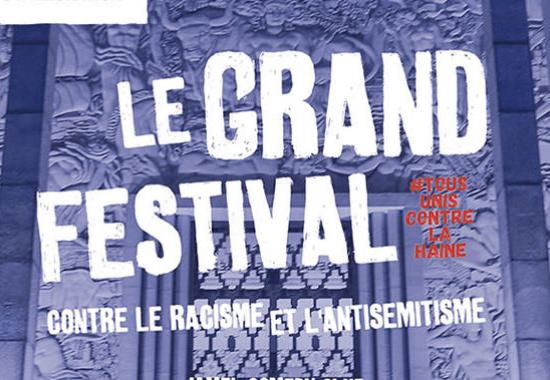 "Workshop en collaboration avec ""Le Grand Festival"""