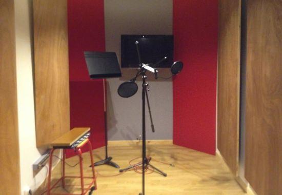 Le studio son de CIFACOM
