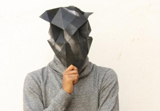 Du jeu d'échecs au masque : les créations des étudiants du BTS Design Graphique