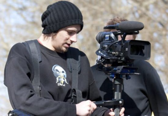 Tournage Steady Cam - Fiction EPS