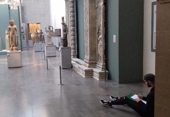 manaa cifacom visite musée - cours histoire de l'art