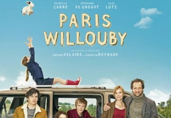 """Un ancien du BTS Audiovisuel au générique de """"Paris Willouby"""""""