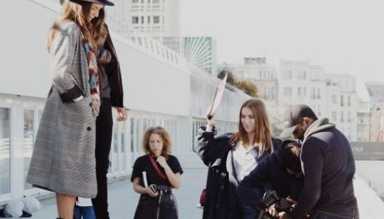 Mastère Directeur Artistique CIFACOM : réalisation d'une publicité