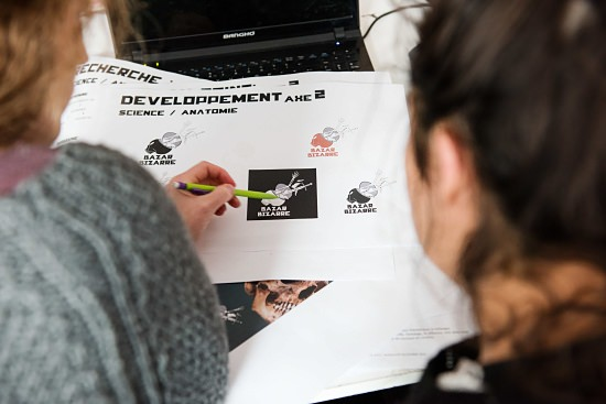 workshop Design Graphique 2016