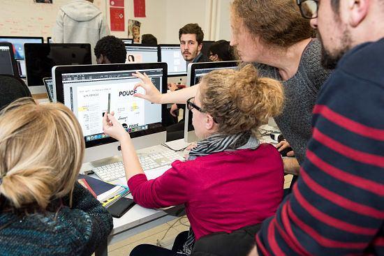 workshop Design Graphique novembre 2016